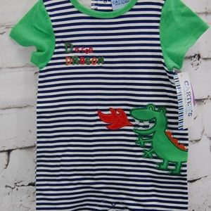 Infant Dragon Bodysuit